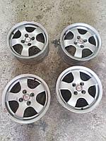 Титановые диски Opel, Volkswagen, Daewoo, ВАЗ. R-15, 4Х100, ET37.