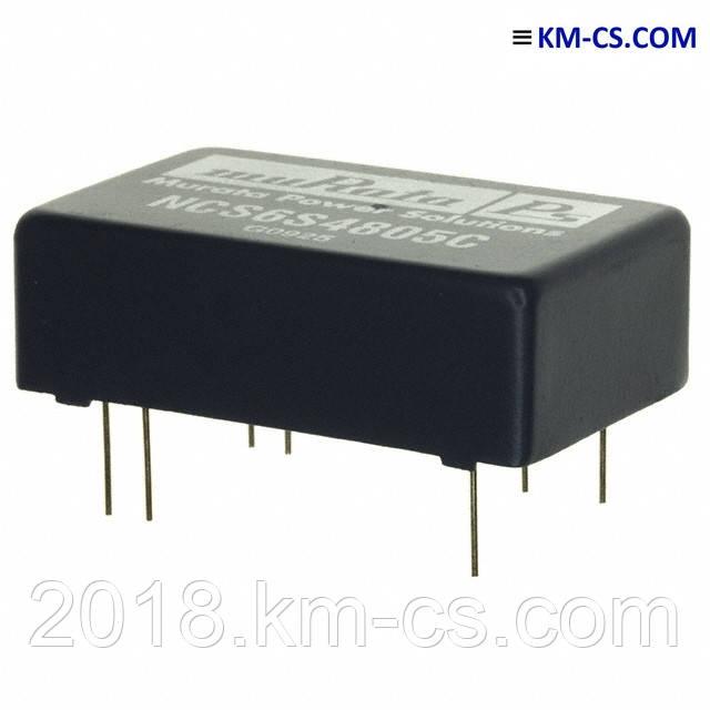 Мікросхема DC-DC NCS6S4805C (Murata Electronics)