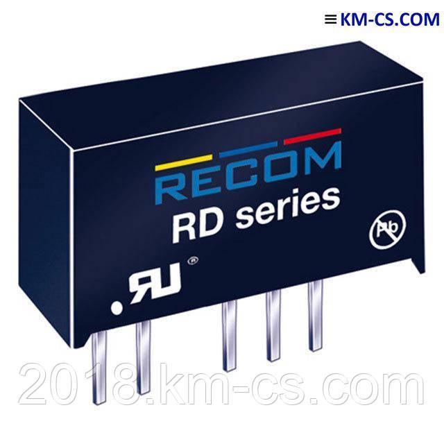Микросхема DC-DC RD-0515D (RECOM Power)