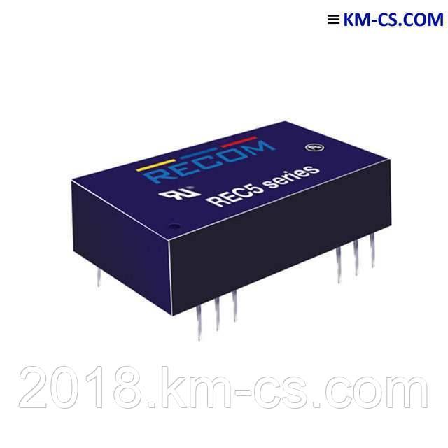 Микросхема DC-DC REC5-2415SRWL (RECOM Power)