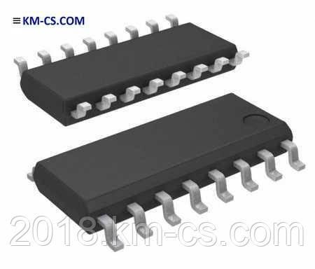 Микросхема драйвер (контроллер) TPIC6C596DRG4 (Texas Instruments)