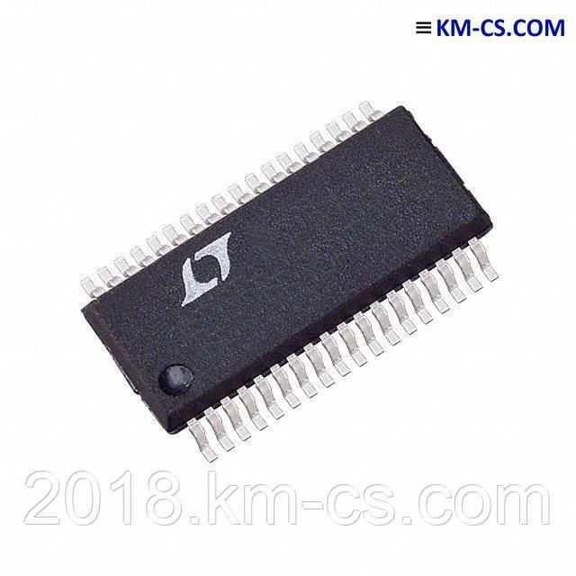 Микросхема контроля разряда/заряда батарей LTC1759CG#PBF (Linear Technology)
