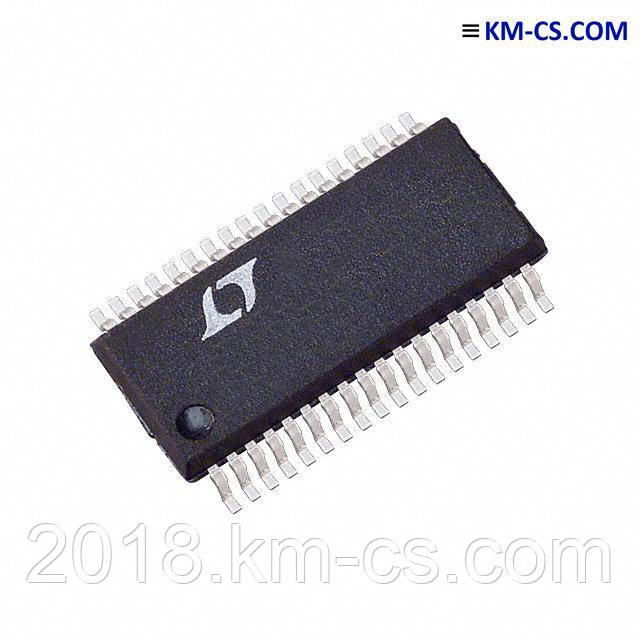 Мікросхема контролю розряду/заряду батарей LTC1759CG#PBF (Linear Technology)