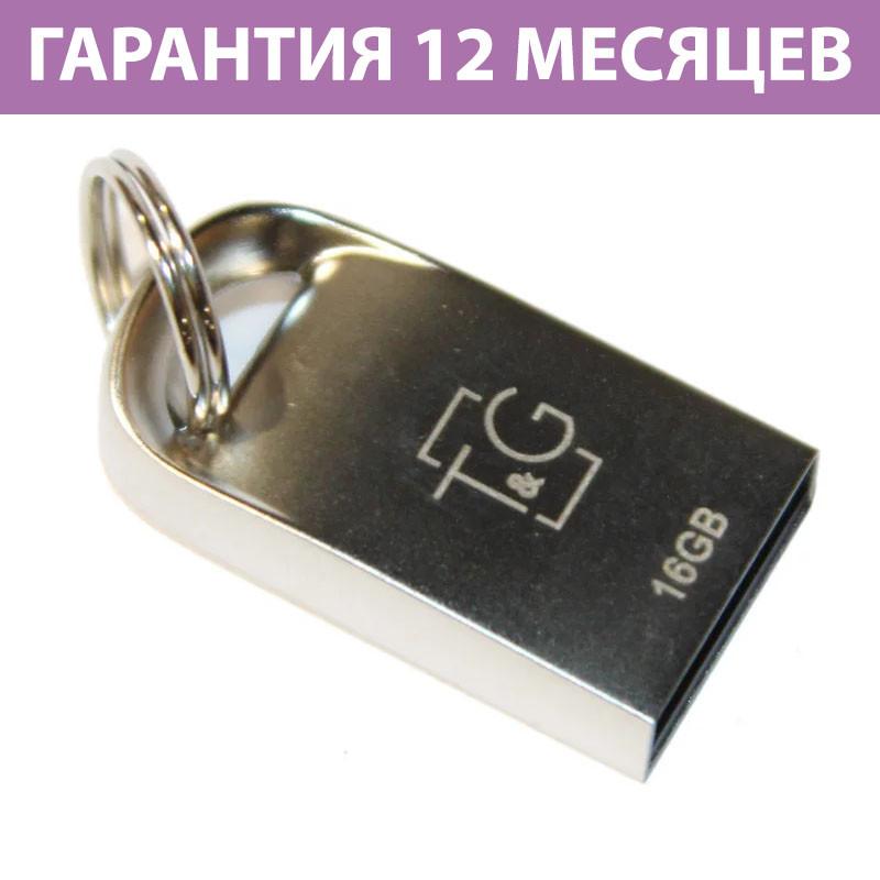 Флешка 16 Гб T&G 107 Metal series / TG107-16G