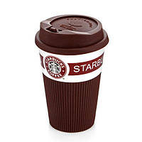 Термокружка Starbucks 350 мл 02164 Brown