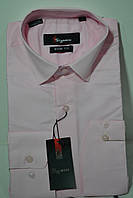 Рубашка приталенная SIGMAN (размеры M,L,XL,XXL,XXXL)