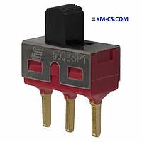 Переключатель ползунковый (Slide) 500SSP1S1M2REA (E-Switch)