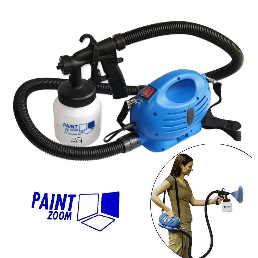Пульвелизатор распылитель краски Paint zoom(Пейнт зум)