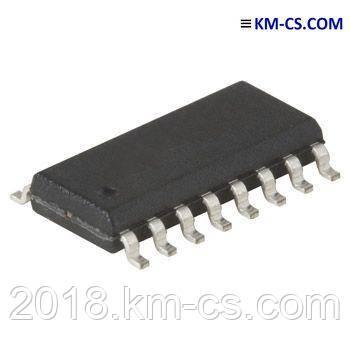 Програмована логіка MC14511BD (ON Semiconductor)
