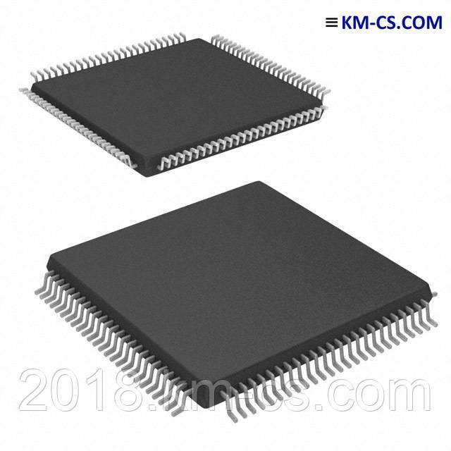 Программируемая  логика XCR3064XL-10VQG100C (Xilinx)