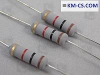 Резистор (Metal Film) R-1W 100k 5% MOR-1WS