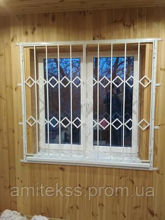 Сварная решетка на окно, фото 2