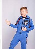 Детский спортивный  3-х нить  костюм унисекс, фото 1