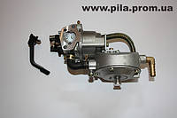 Карбюратор для Honda GX160, GX200 с газовым редуктором