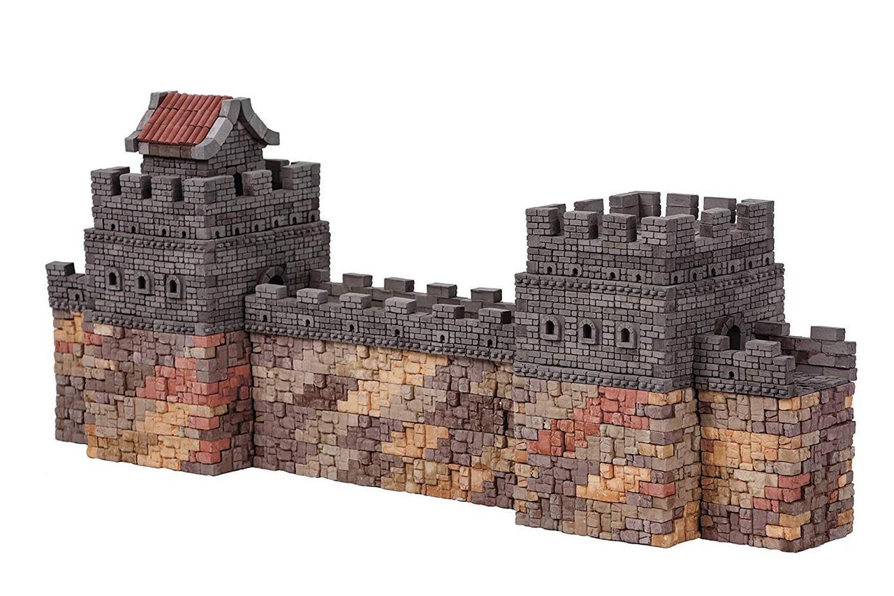 Керамічний конструктор Гравік з міні-цеглинок Великий китайський мур (70484)