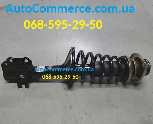 Амортизатор передний в сборе (стойка передняя) FAW 6371, ФАВ 6371, фото 2
