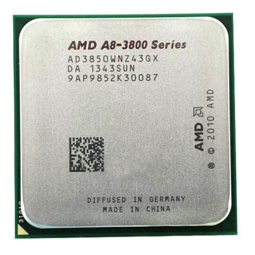 Процессор AMD A8-3850, 4 ядра 2.9ГГц, FM1 + IGP