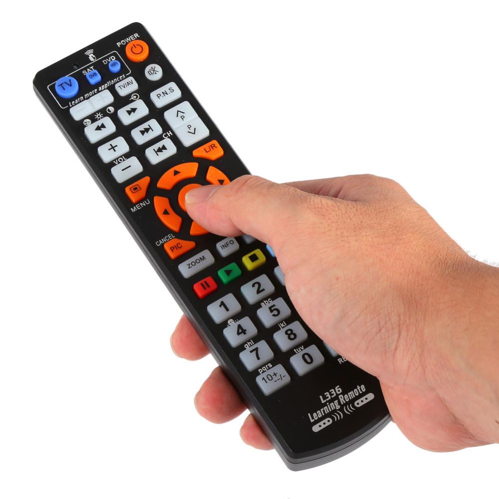 Универсальный пульт для ТВ обучаемый инфракрасный TV L336