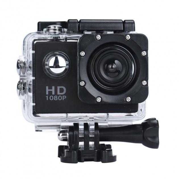 Екшн камера з кріпленнями SportsFull HD 1080p для спорту