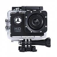 Екшн камера з кріпленнями SportsFull HD 1080p для спорту, фото 1