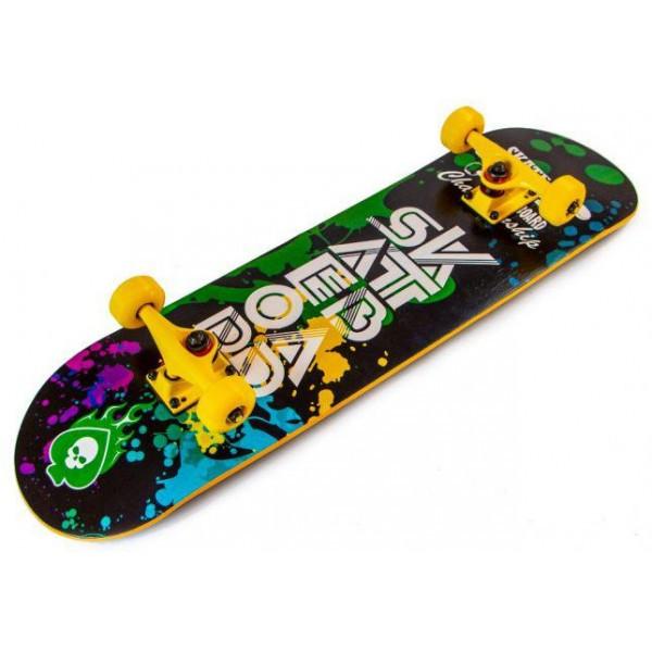 Скейтборд  Scale Sports Skateboard деревянный до 80 кг