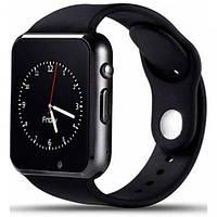 Смарт часы Smart Watch A1 Черный Original, фото 1