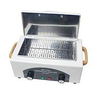 Сухожаровой шкаф СН 360Т 300 Вт для стерилизации инструментов Белый