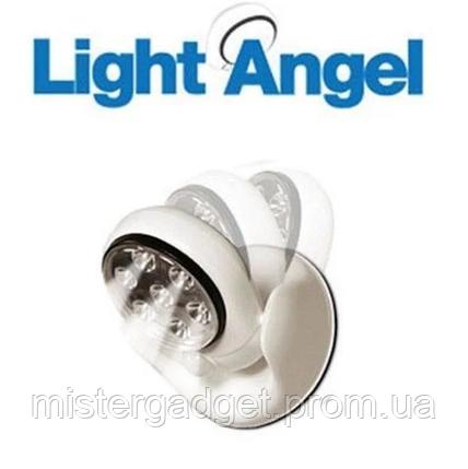 Светильник с датчиком движения ITL Light Angel LED, фото 2