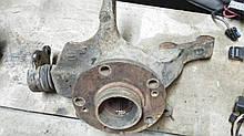 Б/у Поворотний кулак(ступиця) Лівий/Правий Renault Laguna II на 27 шліців