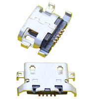 Роз'єм MicroUSB 5pin MC-125 Lenovo S650 S820 A830 A850 A820T