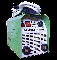 Сварочный инвертор Атом I-180M без кабелей, без байонетов