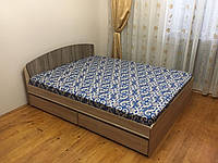 Кровать Матрешка с 2-мя ящиками 165х203х79 см