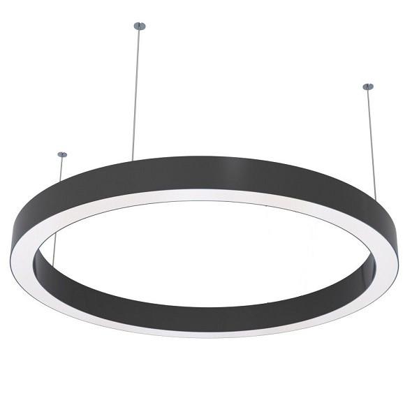 """Turman """"Кольцо 1000"""" 60W 4800Lm кольцевой светодиодный светильник"""