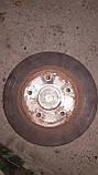 Б/у Задняя ступица и тормозной диск Левая/Правая Renault Laguna II, фото 3