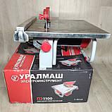 Електричний плиткоріз Уралмаш ПЕ-1100, фото 6