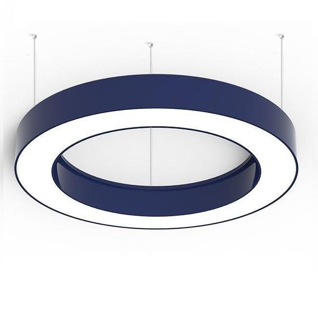 """Nami """"Кольцо 800"""" 32W 3800Lm кольцевой светодиодный светильник"""