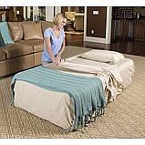 Надувная кровать со встроенным насосом bestway 69035, фото 3