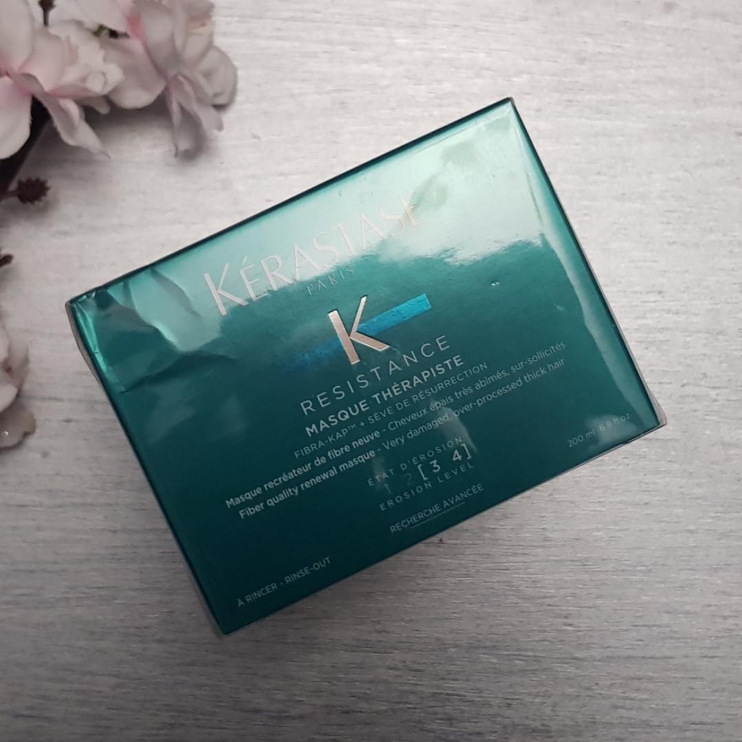 Восстанавливающая маска для очень поврежденных волос Kerastase Resistance Therapist Renewal Mask 200 ml