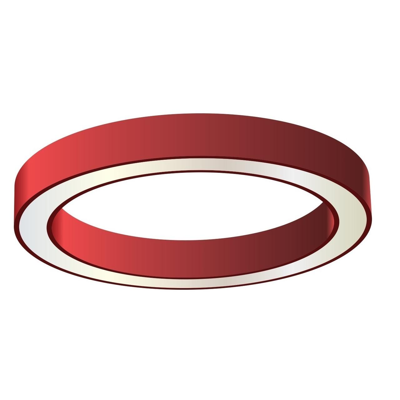 """Turman """"Кольцо 1200"""" 75W 6000Lm кольцевой светодиодный светильник"""