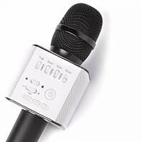 Беспроводной микрофон для караоке Q9 Черный, фото 1
