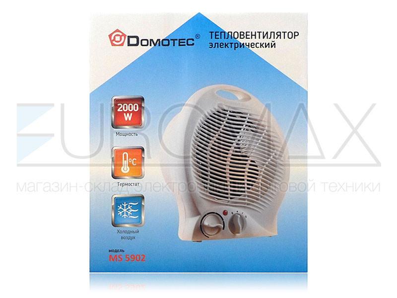 Тепловентилятор/калорифер/дуйка Domotec MS-5902