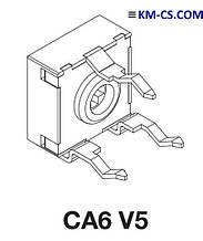 Підлаштування Резистор (Trimmer) CA6VK005