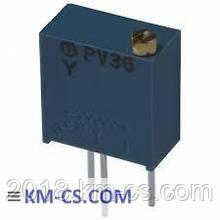 Резистор подстроечный (Trimmer) PV36Y101C01B00 (Murata Electronics)