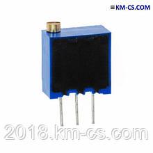 Резистор подстроечный (Trimmer) T93YAK010 (Vishay)