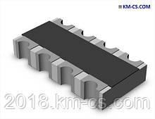 Резисторная сборка 742C083103JTR (CTS)
