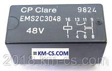 Реле общего применения EMS2C3048 (Clare)