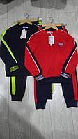 Детские спортивные костюмы со свитшотом для мальчиков GRACE,разм 116-146 см