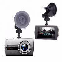 Видеорегистратор Dvr с двумя камерами