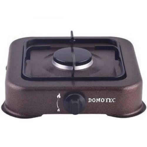 Газовая плита настольная таганок Domotec MS 6601 на 1 конфорку