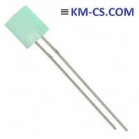 Світлодіод прямокутний HLMP-0503 (Broadcom)
